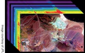 ハイパースペクトルイメージ