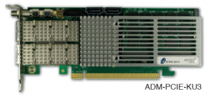 ADM-PCIE-KU3ボード